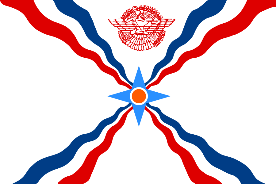 flag of assyria